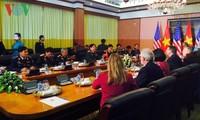 ผลักดันความสัมพันธ์ด้านการทหารระหว่างเวียดนามกับสหรัฐ