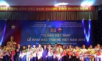 เปิดค่ายฤดูร้อนเวียดนามปี 2015