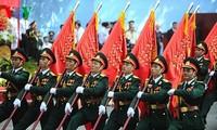 การเดินสวนสนามวันชาติเวียดนาม 2 กันยายน