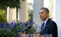 """ประธานาธิบดีสหรัฐวีโต้ร่างกฎหมายยกเลิกโครงการ """"โอบามาแคร์"""""""