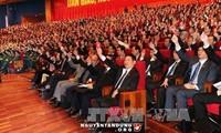 การประชุมสมัชชาใหญ่พรรคคอมมิวนิสต์เวียดนามสมัยที่ 12 : เน้นถึงการสร้างสรรค์พรรค