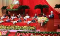 ข่าวปิดการประชุมสมัชชาใหญ่พรรคคอมมิวนิสต์เวียดนามสมัยที่ 12