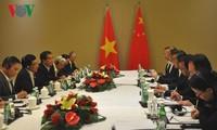 เวียดนาม จีนและอาเซียนร่วมกันธำรงสันติภาพ เสถียรภาพในทะเลตะวันออกและภูมิภาค