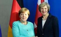 เยอรมนีและอังกฤษขยายความสัมพันธ์ทวิภาคี