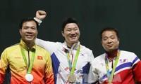 หว่างซวนวิงห์ได้รับอีก 1 เหรียญเงินจากการแข่งขันยิงปืนในโอลิมปิก 2016