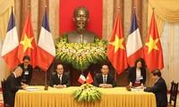 ภารกิจของประธานาธิบดีฝรั่งเศสในเวียดนาม