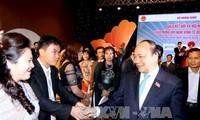 นายกรัฐมนตรีพบปะกับผู้แทนการประชุมเศรษฐกิจการต่างประเทศปี 2016