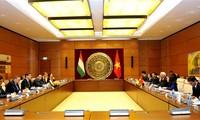 ขยายความสัมพันธ์มิตรภาพและความร่วมมือในหลายด้านระหว่างเวียดนามกับฮังการี