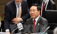 รองนายกรัฐมนตรีฝามบิ่งมิงห์: กฎหมายสากลคือปัจจัยที่จำเป็นเพื่อความมีเสถียรภาพของโลก