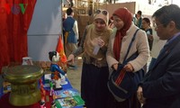 เวียดนามเข้าร่วมเทศกาลวัฒนธรรมนานาชาติซาเกียที่อียิปต์
