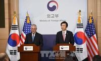 สหรัฐเรียกร้องให้สาธารณรัฐประชาธิปไตยประชาชนเกาหลียกเลิกอาวุธนิวเคลียร์