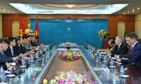 เวียดนามและสหรัฐขยายความร่วมมือพัฒนาเทคโนโลยีสารสนเทศ