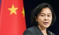 ปฏิกิริยาของจีนและสหรัฐเกี่ยวกับการปล่อยขีปนาวุธของเปียงยาง