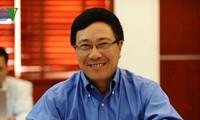 เวียดนามและมองโกเลียยกระดับประสิทธิภาพความร่วมมือด้านเศรษฐกิจและบนเวทีพหุภาคีต่างๆ