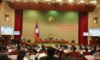 เปิดการประชุมครั้งที่ 3 รัฐสภาลาวสมัยที่ 8