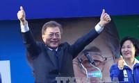 ข่าวการเลือกตั้งประธานาธิบดีสาธารณรัฐเกาหลี
