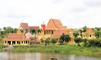 หมู่บ้านวัฒนธรรมชนเผ่าต่างๆในเวียดนาม ชายคาเพื่ออนุรักษ์วัฒนธรรมชนเผ่าต่างๆ
