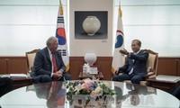 สาธารณรัฐเกาหลีและสหรัฐแสวงหามาตรการแก้ไขขั้นพื้นฐานให้แก่ปัญหานิวเคลียร์ของเปียงยาง
