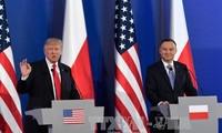 ประธานาธิบดีสหรัฐยืนยันความสัมพันธ์ที่ดีงามกับยุโรป