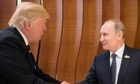 ความคืบหน้าของความสัมพันธ์ระหว่างรัสเซียกับสหรัฐ
