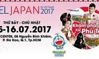 พิธีเปิดงาน Feel Japan in Viet Nam 2017 ณ นครโฮจิมินห์