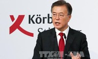 สาธารณรัฐเกาหลีตั้งเป้าหมายปลอดนิวเคลียร์บนคาบสมุทรเกาหลีภายในปี 2020
