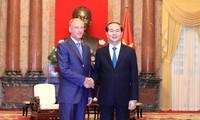 เวียดนามขยายความร่วมมือกับรัสเซียในการรักษาความมั่นคงแห่งชาติ