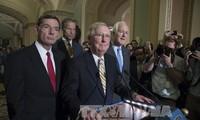 วุฒิสภาสหรัฐปฏิเสธร่างกฎหมายการรักษาพยาบาลของสหรัฐที่จะใช้แทนโอบามาแคร์ภายในเวลา 2 ปี