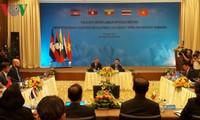 การประชุมเจ้าหน้าที่อาวุโส 5 ประเทศเกี่ยวกับความร่วมมือด้านแรงงาน