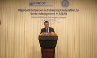 บรรดาประเทศภูมิภาคตะวันออกและเอเชียตะวันออกเฉียงใต้แลกเปลี่ยนประสบการณ์ในการป้องกันยาเสพติด