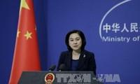 อาเซียนและจีนจัดการประชุมครั้งที่ 22 กลุ่มปฏิบัติงานร่วมเกี่ยวกับการปฏิบัติดีโอซี