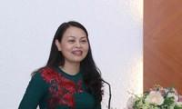 สหพันธ์สตรีเวียดนามและกัมพูชาขยายความร่วมมือ
