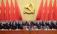 กรมการเมืองพรรคคอมมิวนิสตร์จีนสมัยที่ 19 ผลักดันเพื่อค้ำประกันการนำของพรรคคอมมิวนิสต์
