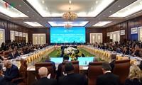 เปิดการประชุมรัฐมนตรีต่างประเทศ – เศรษฐกิจเอเปกครั้งที่ 29 หรือเอเอ็มเอ็ม 29