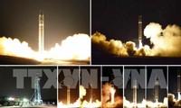 สาธารณรัฐเกาหลีและสหรัฐสนับสนุนมาตรการแก้ไขทางการทูตเกี่ยวกับการทดลองยิงขีปนาวุธของเปียงยาง