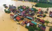 สาธารณรัฐเกาหลีร่วมมือกับยูเอ็นดีพีช่วยเหลือเวียดนามฟื้นฟูหลังพายุดอมเรย