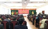 รองนายกรัฐมนตรีเวืองดิ่งเหวะเข้าร่วมการประชุมของสหภาพสหกรณ์เวียดนาม