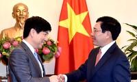 เวียดนามให้ความสำคัญต่อเงินทุนโอดีเอของญี่ปุ่นในการพัฒนาเศรษฐกิจสังคม