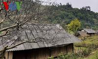 วสันฤดูเวียนมาในหมู่บ้านชนกลุ่มน้อยเขตตะวันตกเฉียงเหนือ