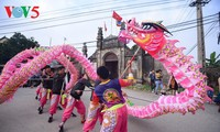 สีสันวัฒนธรรมในเทศกาลหมู่บ้านโนม