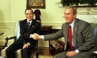 อดีตนายกรัฐมนตรีฟานวันขายสร้างนิมิตรหมายด้านการต่างประเทศ