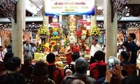เทศกาลปีใหม่ประเพณีของกัมพูชา ลาว เมียนมาร์และไทยที่นครโฮจิมินห์