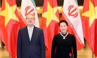 พลังขับเคลื่อนใหม่ให้แก่ความสัมพันธ์ระหว่างเวียดนามกับอิหร่าน