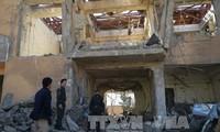 ประเทศต่างๆประณามการโจมตีก่อการร้ายในอัฟกานิสถาน