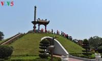 การท่องเที่ยวเชิงประวัติศาสตร์ที่เทือกเขาเจื่องเซิน