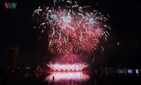 เปิดเทศกาลดอกไม้ไฟนานาชาติดานัง