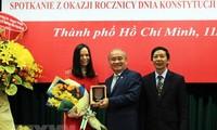ส่งเสริมความสามัคคีมิตรภาพและความร่วมมือระหว่างเวียดนามกับโปแลนด์