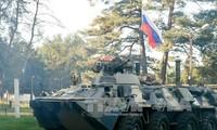 รัสเซียถอนทหารออกจากชายแดนซีเรีย เลบานอน