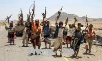 พันธมิตรอาหรับทำการโจมตีครั้งใหญ่ในเยเมน