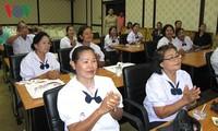 ชั้นเรียนสำหรับผู้สูงอายุในประเทศไทย